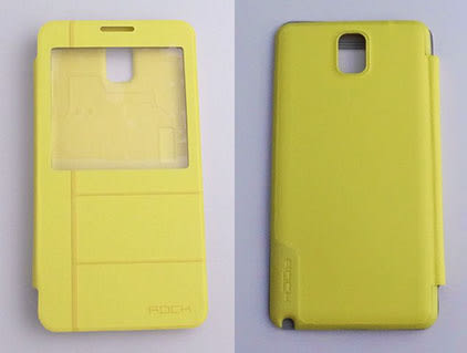ROCK Samsung GALAXY Note 3(SM-N900)/GALAXY Note 3 4G LTE(SM-N9005) 電池蓋手機套 極速獵人 3色可選