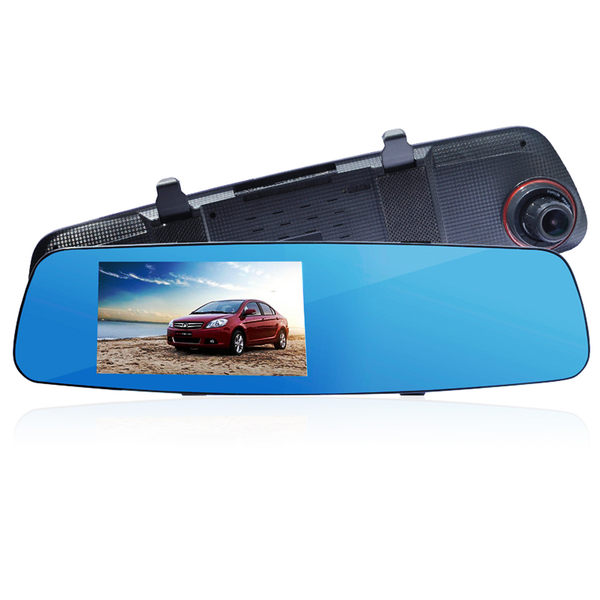 CORAL ODEL M6 GPS測速 雙鏡頭 後視鏡行車記錄器