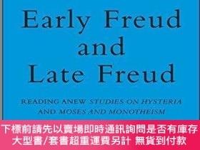 二手書博民逛書店Early罕見Freud And Late FreudY255174 Grubrich-simiti Rout