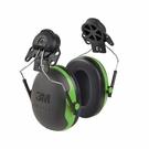 3M PELTOR耳罩 X1P3E 安全帽附件 NRR 21 dB 適用於中低噪音 [2美國直購]