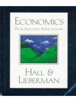 二手書博民逛書店 《Economics: Principles and Applications》 R2Y ISBN:0538847573│RobertE.Hall