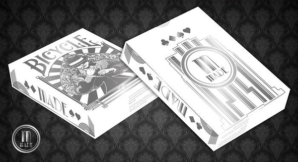 【USPCC 撲克】Made silver Playing Cards 鑄銀