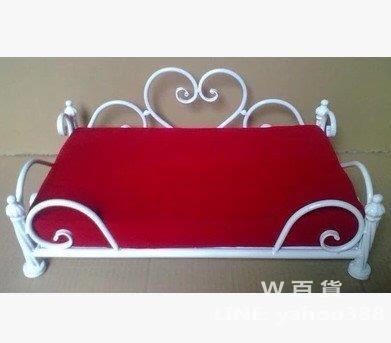 歐式寵物床 貓狗窩 舒適鐵藝寢具