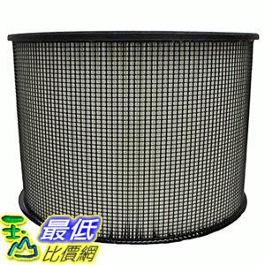 [106美國直購] Crucial Air Filter Fits All Filter Queen Defender Air Cleaners using 8 tall filters, including D360,…