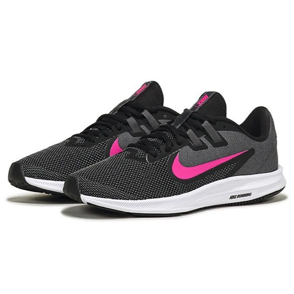 NIKE DOWNSHIFTER 9 女鞋 慢跑 訓練 輕量 灰 【運動世界】 AQ7486-002