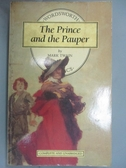 【書寶二手書T7/原文小說_LIK】Prince & the Pauper_Mark Twain