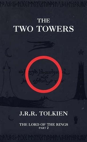 (二手書)Lord of the Rings (Part II): Two Towers