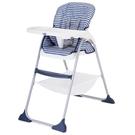 Joie Mimzy snacker 輕便型餐椅-丹寧條紋