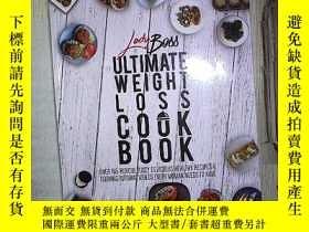 二手書博民逛書店ULTIMATE罕見WEIGHT LOSS COOK BOOK(