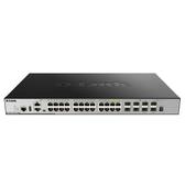 【客訂商品約2-3週】 D-Link DGS-3630-28TC(SI)集線器