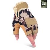 手套 運動半指手套男軍春夏特種兵戶外用戰術手套健身防滑騎行手套露指 完美情人館