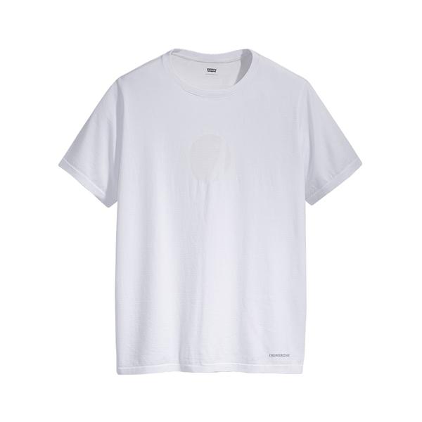 Levis 男款 短袖T恤 / LEJ 3D剪裁 / 一體成形Logo