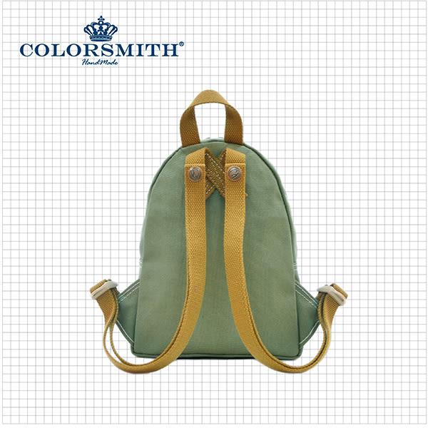 【COLORSMITH】CV.休閒後背包.CV1393-GN-XS