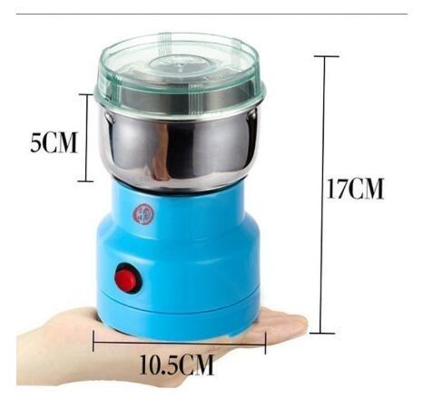 電動研磨機磨粉機磨豆機家用研磨機中藥材五穀雜糧電動磨粉機咖啡打粉機 新年禮物igo