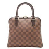 LOUIS VUITTON LV 路易威登 棋盤格手提包 Brera N51150【BRAND OFF】
