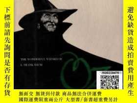 二手書博民逛書店【罕見】The Wizard of Oz(L. 弗蘭克·鮑姆《綠