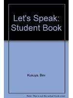 二手書博民逛書店《LETS SPEAK : SB》 R2Y ISBN:96200