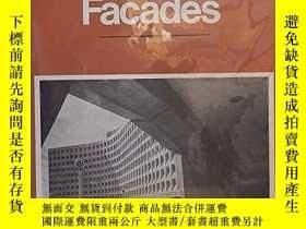 二手書博民逛書店Designing罕見Architectural Facades