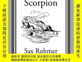 二手書博民逛書店The罕見Golden ScorpionY410016 Sax Rohmer Start Classics (