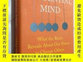 二手書博民逛書店The罕見Influential Mind What the Brain Reveals About Our Po