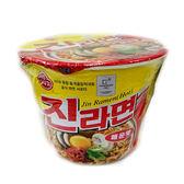 韓國不倒翁金拉麵辛辣碗麵110g【愛買】