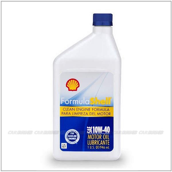 【愛車族購物網】殼牌 Formula Shell 10W-40機油 -美國原裝