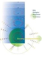 二手書博民逛書店 《Educating exceptional children》 R2Y ISBN:0618214763│SamuelA.Kirk