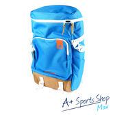 adidas 愛迪達 ST BP9 雙肩後背包 藍 -AB6193