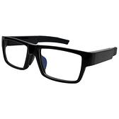 1080P 時尚無孔眼鏡造型觸摸式開關微型針孔攝影機VD009 (16G)@弘瀚