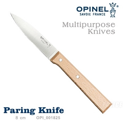 OPINEL The Multipurpose Knives 多用途刀系列-不銹鋼水果刀 #OPI_001825【AH53107】i-style居家生活