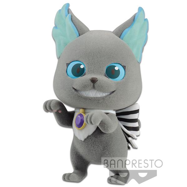 BANPRESTO BP Fluffy Puffy迪士尼扭轉樂園 Grim貓 B蠟筆色_BD17577N