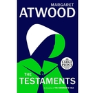 2018/2019 美國得獎作品 The Testaments: The Sequel to The Handmaid s Tale Paperback Large Print, September 10, 2019