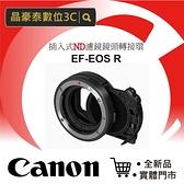 佳能 CANON EF-EOS R 插入式 可變 ND濾鏡 轉接環 (公司貨) 晶豪泰 高雄 實體店面