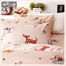 (預購)床包被套組 / 單人【可愛家族】100%精梳棉,含一件枕套,戀家小舖台灣製AAS112