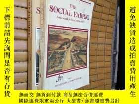 二手書博民逛書店The罕見Social Fabric I II (2冊合售):A