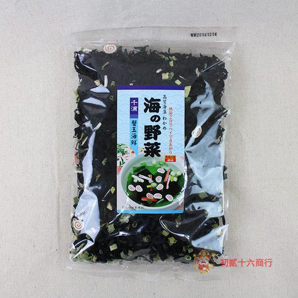台灣料理千浦海帶芽(蟹玉海鮮)100g【0216零食團購】4713790000131