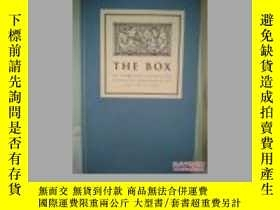 二手書博民逛書店THE罕見BOX AN ANTHOLOGY CELEBRATING 25 YEARS OF CONTAINERIS