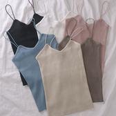 2018新款女裝春裝韓版V領修身顯瘦針織