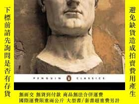 二手書博民逛書店The罕見Later Roman Empire-後羅馬帝國Y436638 Ammianus Marcellin