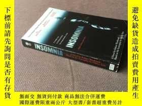 二手書博民逛書店Insomnia:罕見a novel (英語)Y278316 Robert Westbrook