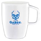 金時代書香咖啡 GABEE. 39號馬克杯(藍) HG0860GBB