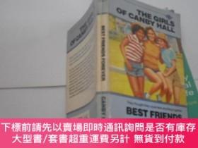 二手書博民逛書店BEST罕見FRIENDS FOREVERY9740 EMILY CHASE CANBY HALL 出版19