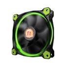 曜越 Riing 14公分綠光LED高風壓水冷排風扇(CL-F039-PL14GR-A)