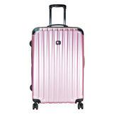 極緻愛戀拉桿行李箱-粉紫/深紫(24吋)【愛買】