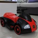 兒童汽車 兒童電動車四輪車小孩玩具車可坐電瓶車寶汽車滑行1-3歲摩托車TW【快速出貨八折鉅惠】