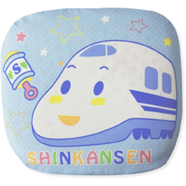 新幹線 嬰兒天然乳膠枕