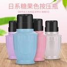 卸甲水美甲專用洗甲液按壓瓶膠指甲工具水洗大式空瓶可愛瓶子水瓶