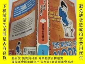 二手書博民逛書店the罕見world of norm 規範的世界.Y200392