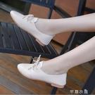 豆豆鞋鞋子冬季小白鞋女鞋春季單鞋百搭平底...