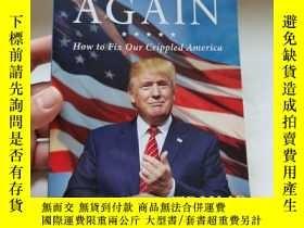 二手書博民逛書店Great罕見Again: How to Fix Our Crippled AmericaY320646 DO